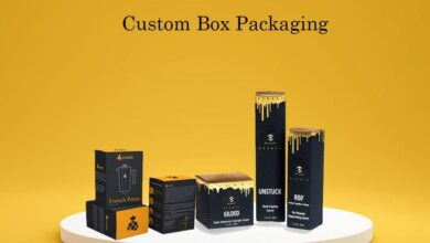 Types of Packaging Materials for Custom Boxes