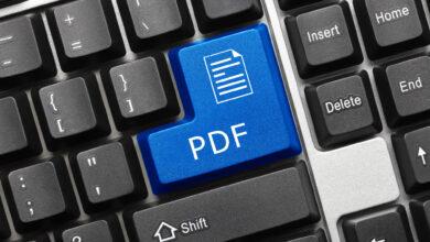 pdf text
