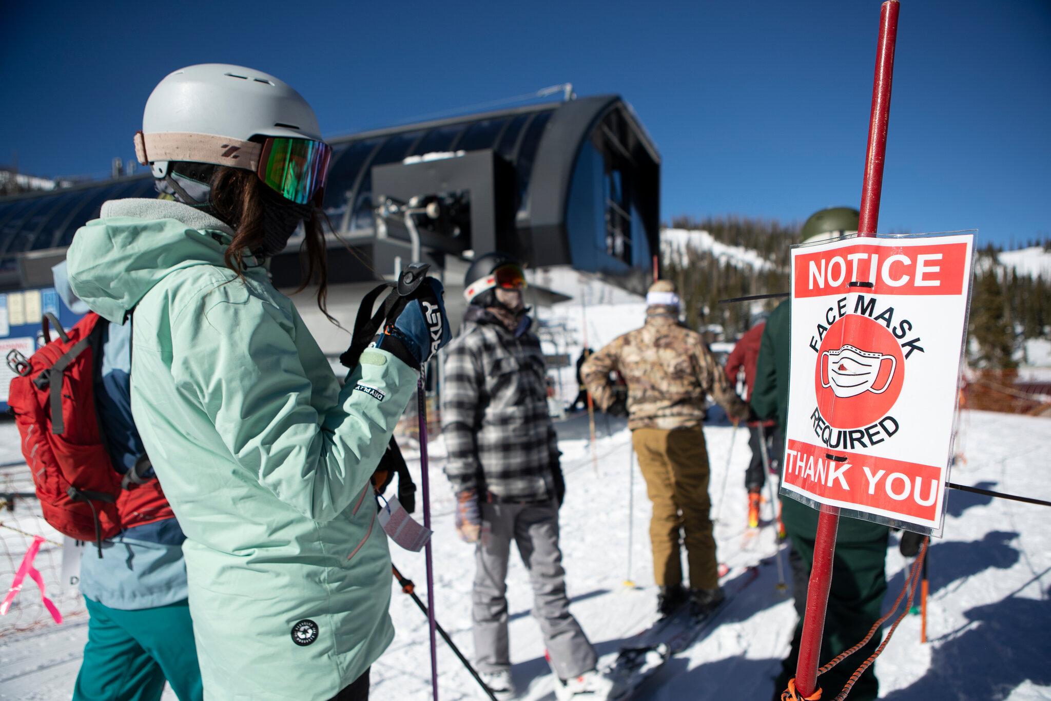 Prepare For the Ski Season in a Pandemic